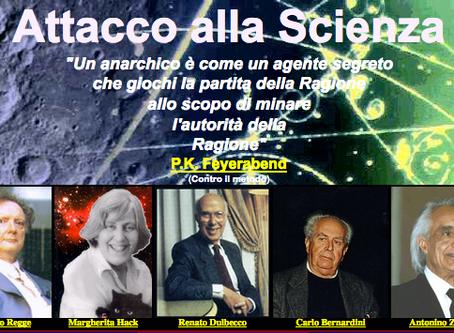 Attacco alla Scienza; anno 2005