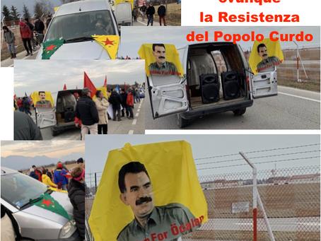 Capire e sostenere il Kurdistan in maniera permanente, con la mobilitazione e la raccolta fondi