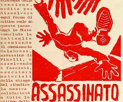 12 dicembre: Strage di Stato                     15 dicembre: Pinelli Assassinato