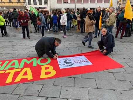 Udine Report Marcia per il Clima (+ No Tav)