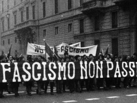 Assemblea Antifascista mercoledì  3 ottobre Udine (Cussignacco) ore 20.30