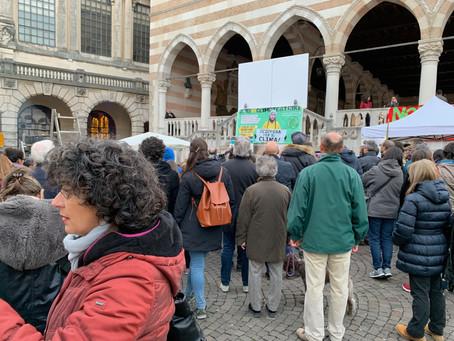 15 marzo a Udine: una giornata intensissima dalle 8.00 di mattina alle 8.00 di sera