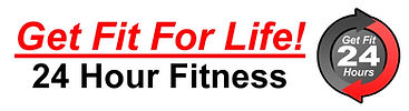 Logo - Get Fit For Life 24 Hours - For S