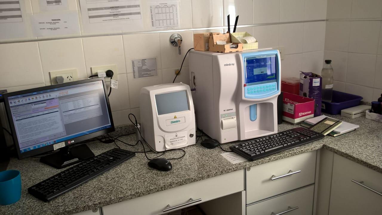 Ultima tecnología en diagnóstico.