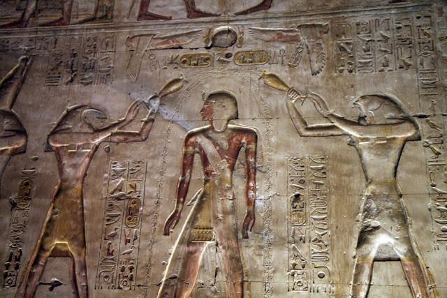 Resultado de imagen de bautismo de horus