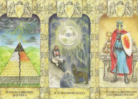 El desierto, los Templarios y el Tarot