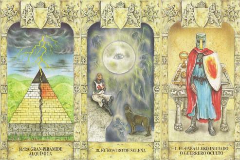 Resultado de imagen de templarios tarot