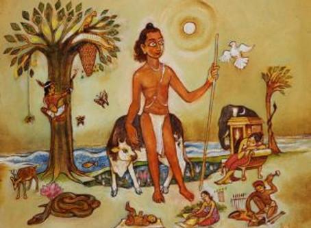 Acerca de Maestros – Conversación del rey Yadu con Avadhuta