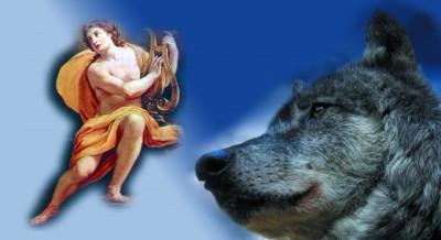 El lobo en el bestiario románico: Apolo en nuestros templos.
