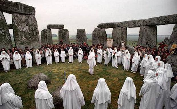 Resultado de imagen de stonehenge druids