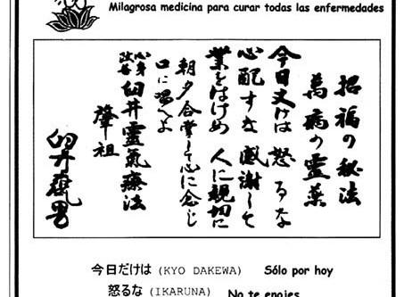 Reiki: Disciplina de vida (2)