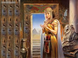Isis Miriónima, o Nuestra Señora de las Olas
