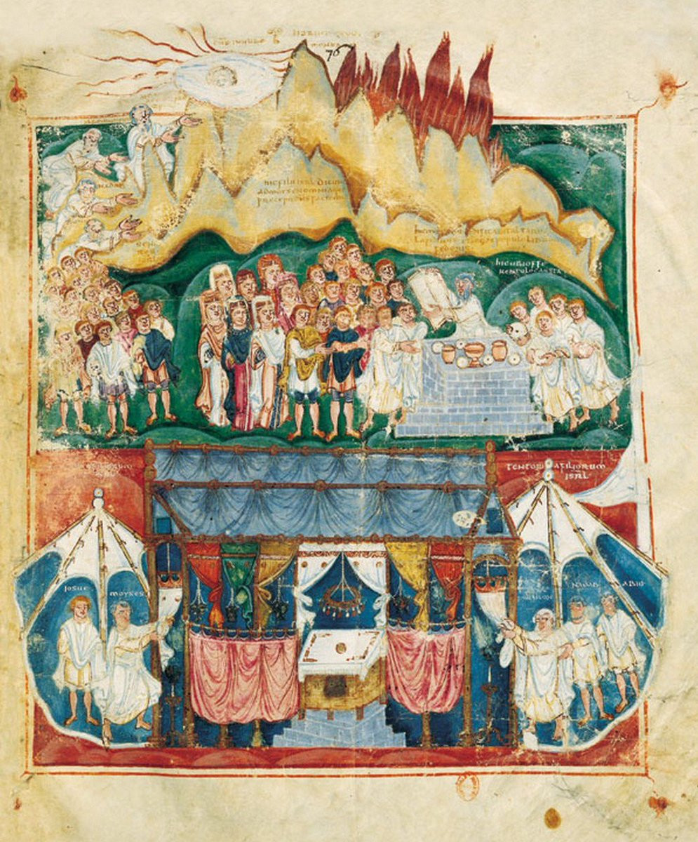 Resultado de imagen de Pentateuco Ashburnham