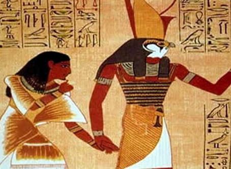 Sufismo y Antiguo Egipto.