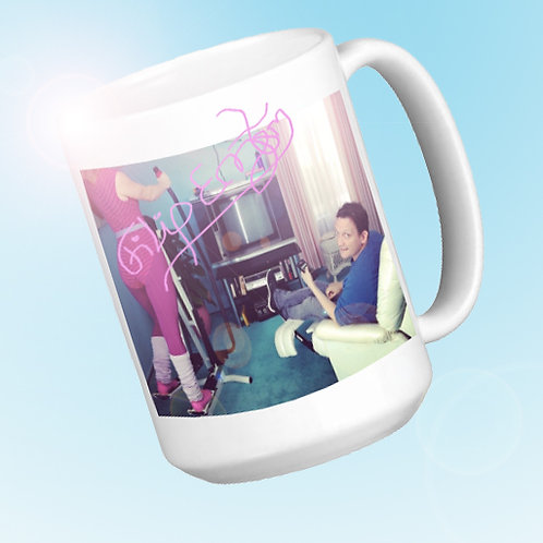 Exclusive Signed Coffee Mug