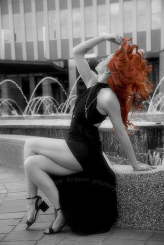Redhead fashion