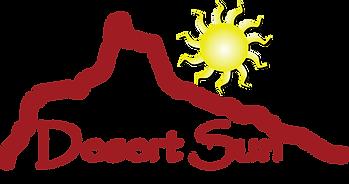 Desert Sun Heating Cooling Logo