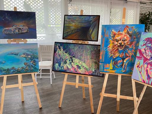 Искусство и красота в поисках талантов
