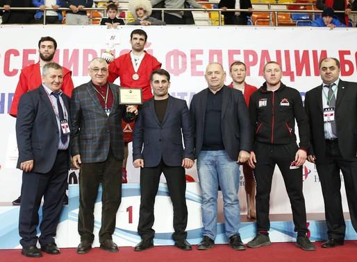 Чемпионат мира по боевому самбо.