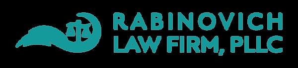 Rabinovich Law Firm Logo-Options For Web