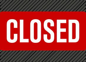 Museum Closed due to Coronavirus