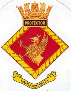 HMS Protector Association