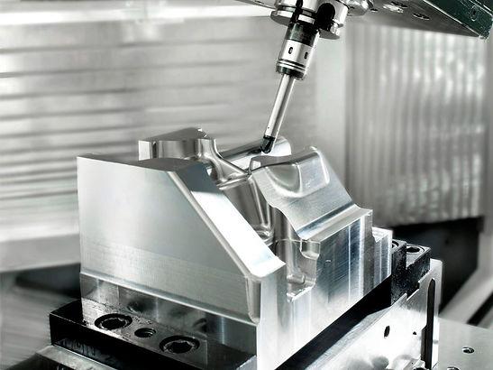 Mecanizado de molde