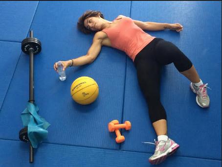 Recuperación eficiente post ejercicio