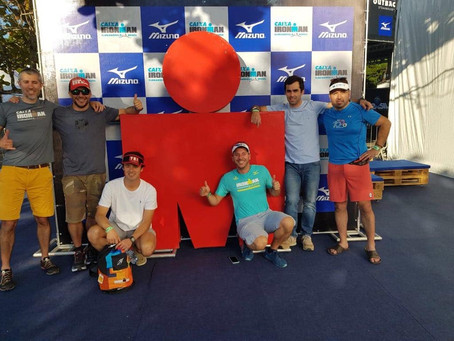 Cuatro triatletas de Bucle+ debutarán por primera vez en el Ironman de Brasil