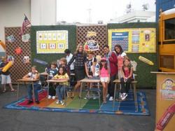 KTLA Back To School Live Spots