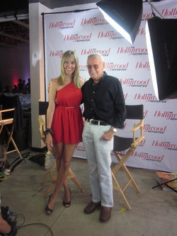 Crystal Goes Live With Stan Lee