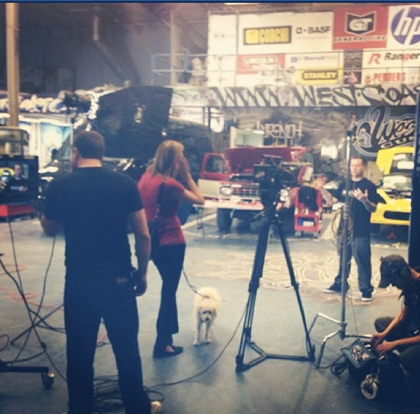 Directing at West Coast Customs