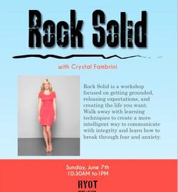 Rock Solid Workshop