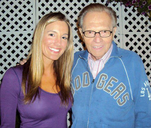 Broadcast Legend Larry King