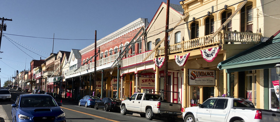 Virginia City - a weekend guide