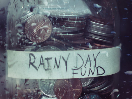 New borrowing habits to help save money now and build a rainy-day fund for the future.
