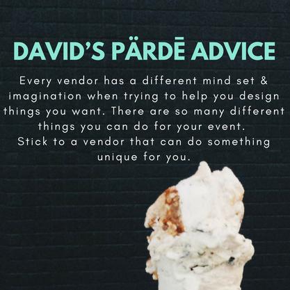 David's Pärdē Advice #14