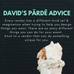 David's Pärdē Advice #14