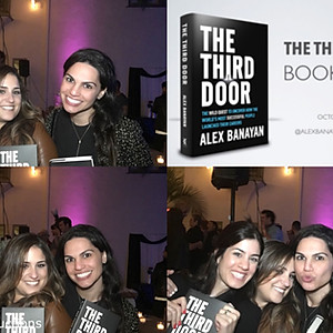The Third Door Book Party