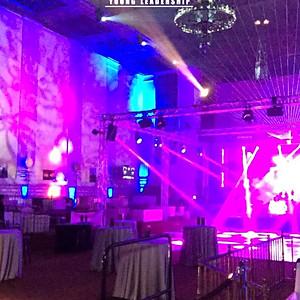 FIDF YL LA Gala Club Room