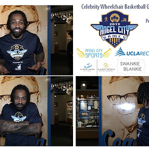Angel City Celebrity Wheelchair Basketball Games AfterParty