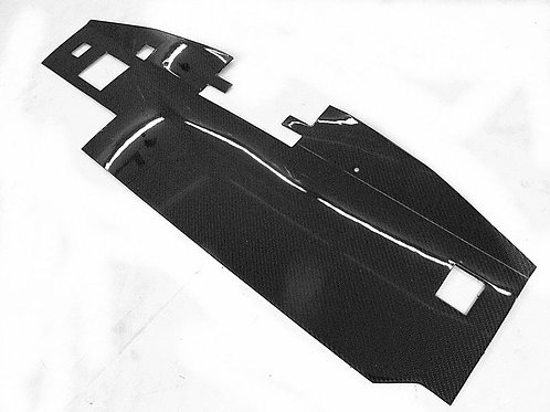 MAZDA FD3S RX7 JDM STYLE COOLING PANEL