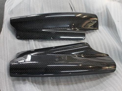 NISSAN R32/R33 GTR TOP-SECRET REAR DIFFUSER VORTEX ADDON