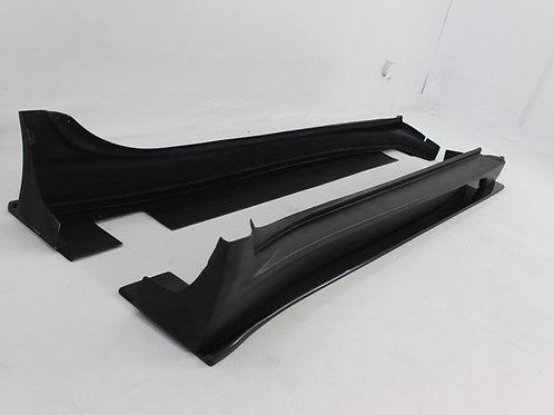 EVOLUTION X/10 VAR VER.1 WIDEBODY SIDE SKIRTS & UNDERBOARD-4PCS