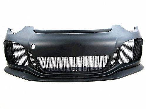 11'-15' PORSCHE CARRERA 911 991 GT3 STYLE FRONT BUMPER WITHOUT LIP