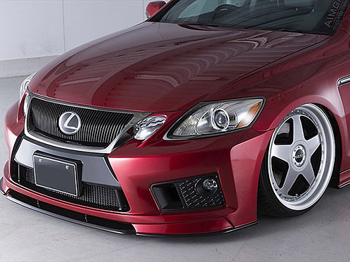 LEXUS 07-11 GS AIMGAIN VIP GT STYLE FRONT BUMPER WITH MESH DUCT