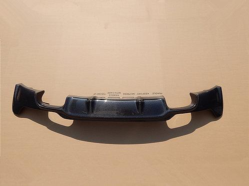 BMW F32/F33/F36 4-SERIES 3D DESIGN STYLE REAR LIP