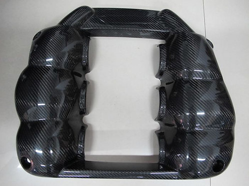 GTR R35 MINES STYLE ENGINE COVER