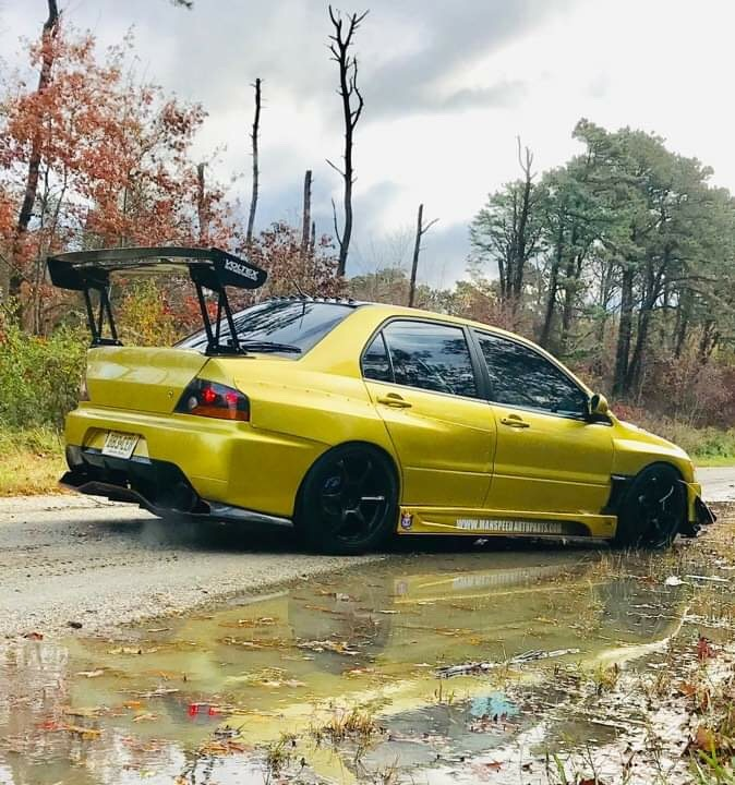 EVO 9 VOL & VARIS KIT MIX