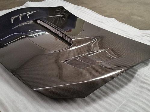 86/BRZ GT86/FT86/FRS STI STYLE HOOD